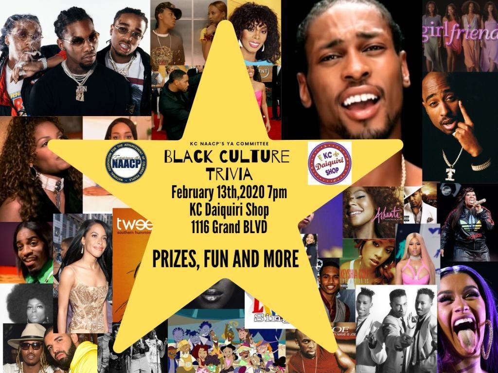 Black Culture Trivia
