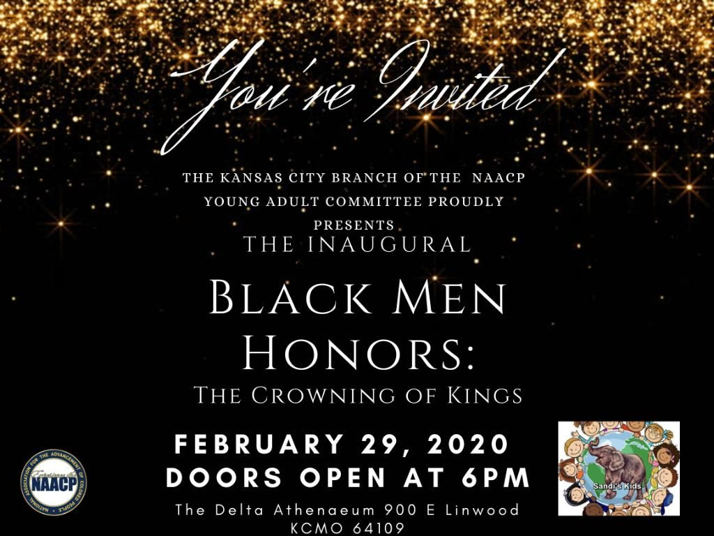 Black Men Honors: The Crowning of Kings